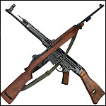 Replica Rifles Sub-Machine Guns and Assault Rifles - Non Firing