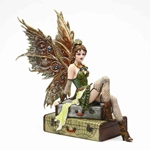 Traveling Steampunk Fairy