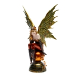 Steampunk Fairy Figurine