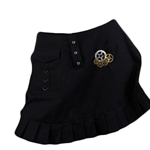 Steampunk Short Skirt