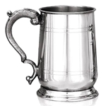 Cavalier Pewter Tankard One Pint EP021