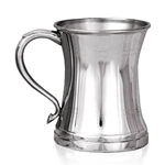 Concave One Pint Pewter Tankard EP026