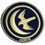 House Arryn Embroidered Patch 22-776