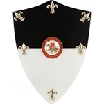 Knights Templar Mini Shield AG885