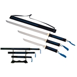Blue Ninja Sword Set