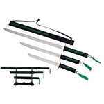 Green Ninja Sword Set