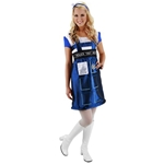 Doctor Who Tardis Dress L/XL