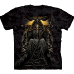 Death Throne Adult 3X-Large T-Shirt