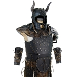 Barbarian - Complete Armor - Black
