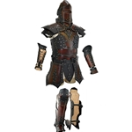 Knight - Complete Leather Armor