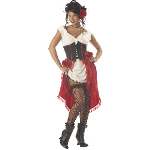 Cantina Gal Adult Costume 100-194513