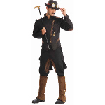 Steampunk Gentleman Adult Costume 100-199175