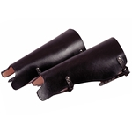 Leather Greaves Small BTS-2116
