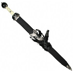 Glaidator Sword of Maximus Black C4-819-BLK