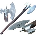 Medieval Battle Axe CD-142