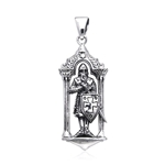 Knight of Temple Pendant TPD488
