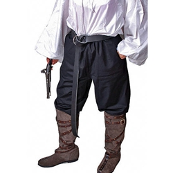 Sca Leather Armor Historical Period Pants