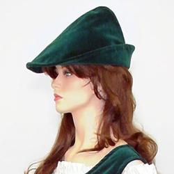 Sca Leather Armor - Robin Hood Hat b7ca902184f