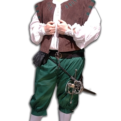Sca Leather Armor - Fencing Pants TT-502